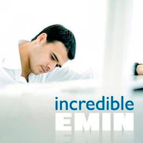 Emin - Incredible (2007, Deluxe CD\DVD)