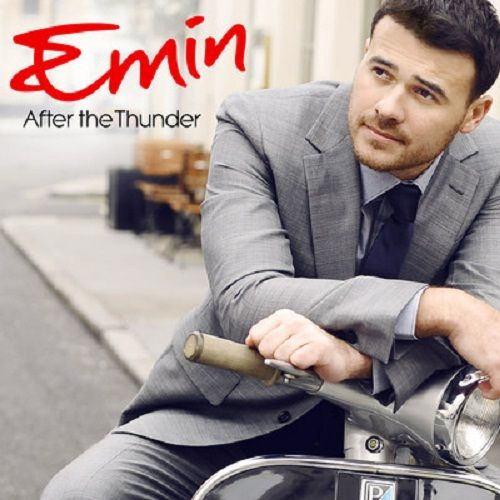 Emin - After The Thunder (2012, Original CD)