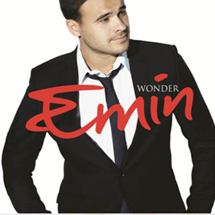 Emin - Wonder (2010, Original CD)